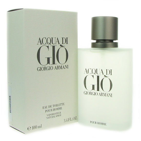 acqua-di-gio: Best perfumes for men at office 2016