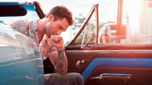 Maroon 5 Adam Levine -How to choose men cosmetics for your style?