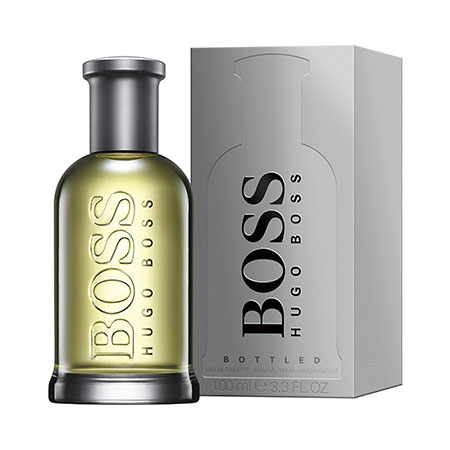 Hugo boss bottled review