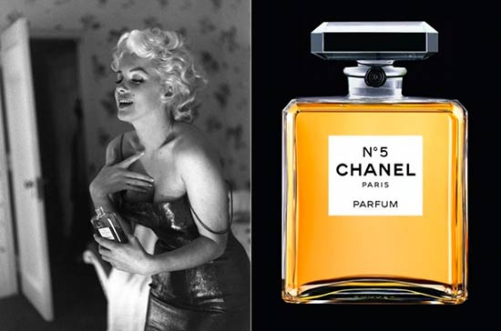 Do you know the face of Chanel No. 5 perfume?