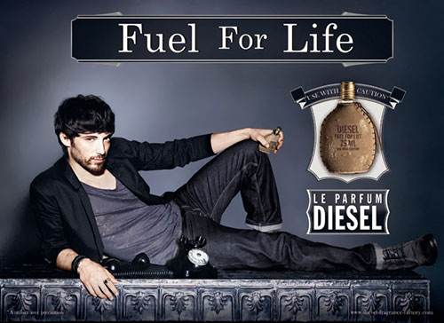 Diesel Fuel For Life Perfume Review: The Scent make Woman Crazy