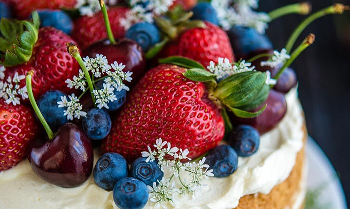 FLORAL FRUITY GOURMAND