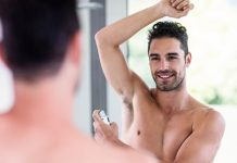 5 mistakes when using deodorant