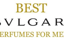 Best Bvlgari Perfume for Men 2017