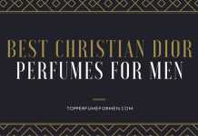 Best Christian Dior Perfumes For Men 2017