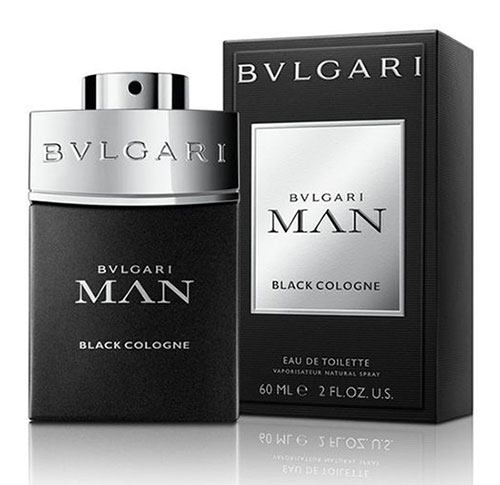 Bvlgari Man Black Cologne design