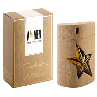 Thierry Mugler A * Men Pure Wood review