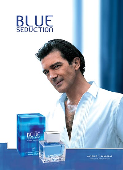 Antonio Banderas Blue Seduction Review