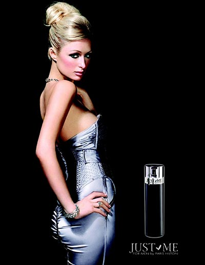 Paris Hilton Just Me for Men Review