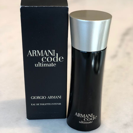 Armani Code Ultimate review
