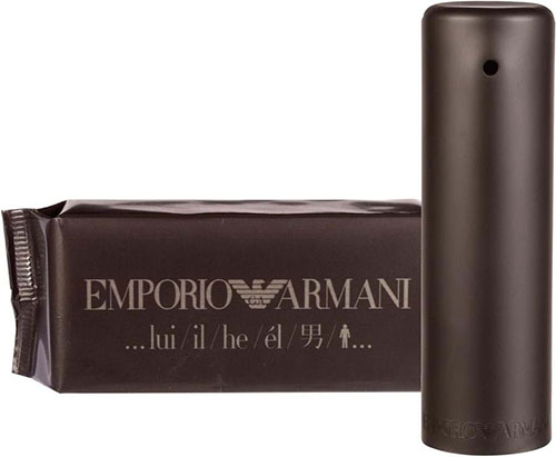 Emporio Armani Lui review