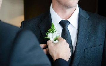 How do Men Handle Wedding Day Stress?